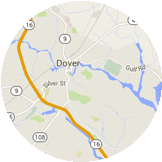 Map Dover